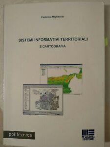 SISTEMI INFORMATIVI TERRITORIALI E CARTOGRAFIA 9788838741289 FEDERICA MIGLIACCIO