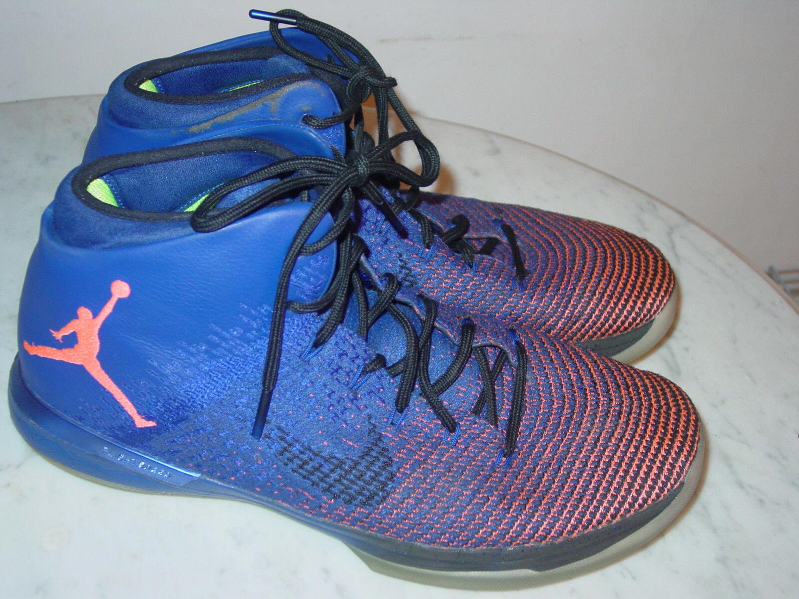 b7ff5401f5d225 2016 Nike Air Jordan 31 Supernova Supernova Supernova Concord Bright Mango  shoes Size 14 efbe2a