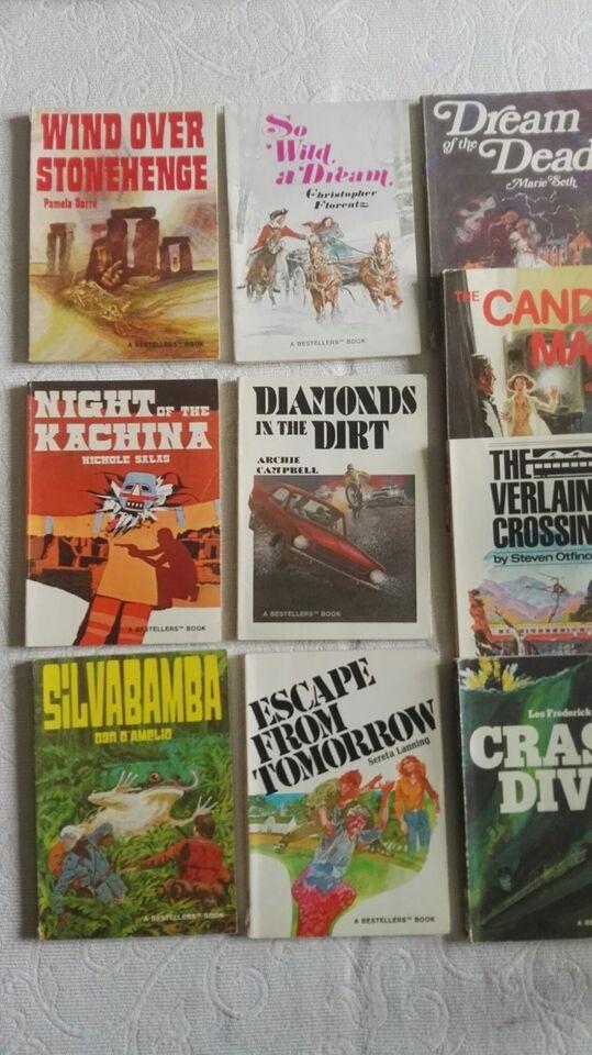 Engelske Bøger A Bestellers Dbadk Køb Og Salg Af Nyt Og Brugt