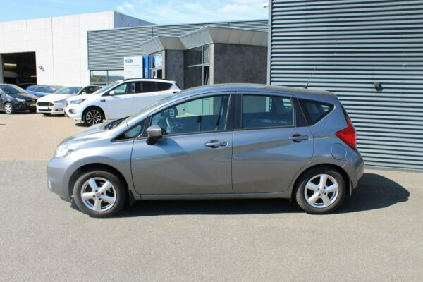 Nissan Note 1,2 Acenta Tech Pack billede 1