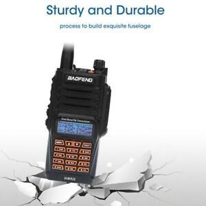 2x-Baofeng-UV-9R-Plus-VHF-UHF-Walkie-Talkie-Dual-Band-18W-Way-Two-Handheld-O6R1