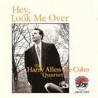 Hey, Look Me Over by Harry Allen-Joe Cohn Quartet (CD, Mar-2006, Arbors)