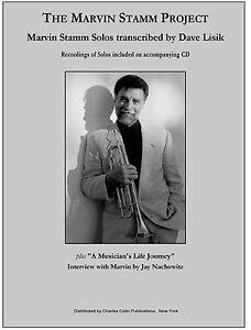 Le Marvin Stamm Project-transcribed Solos & Cd-charles Colin Publications-afficher Le Titre D'origine
