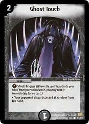 Duel Master TGC Ghost Touch DM01 BASE SET