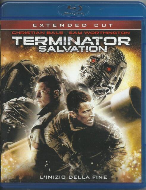 Terminator salvation. Extended cut (2009) Blu Ray