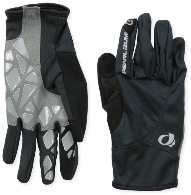 NEW! Pearl Izumi Ride Men's Select Softshell Lite Gloves 14141409 Black Small