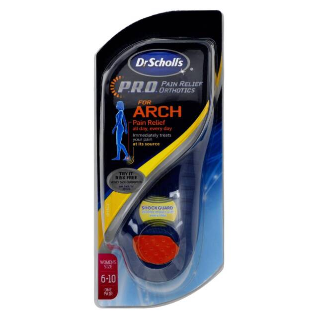 Dr Scholl's Arch Pain Relief Orthotics