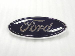 FORD TRUCK EMBLEM FOR GRILLE BRAND NEW F250 F350 F450 F550 05 06 07#5C3Z-8213-AB