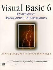Visual Basic 6.0: Environment, Programming and Applications