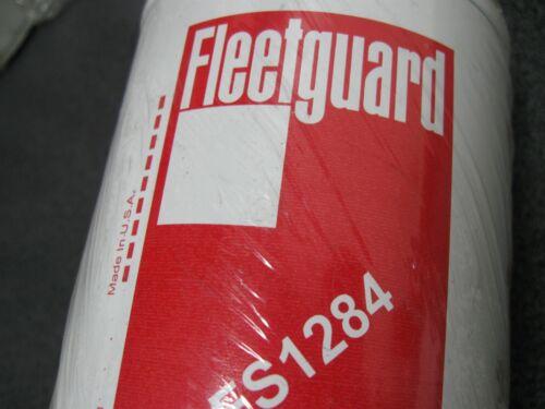 PN FS1284 NEW GENUINE FLEETGUARD FUEL FILTER