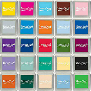 VERSACRAFT-SQUARE-RAISED-ARCHIVAL-RUBBER-STAMP-INK-PAD-29-COLOURS-TO-CHOOSE-FROM