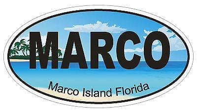 Pine Island Florida Oval Bumper Sticker or Helmet Sticker D1264 Euro Oval