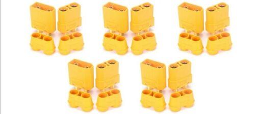 AMASS XT90 XT90H Connector Pairs Male Female RC Battery Lipo xt90 xt-90 UK Plugs