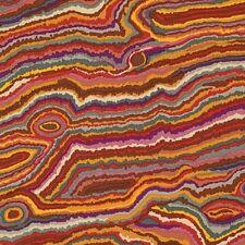 Fat Quarter Kaffe Fassett Jupiter - Brown - Cotton Quilting Fabrics