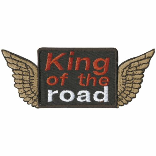 03031 Aufnäher Applikation ♦ TRUCKS ♦ TRUCKER 11 x 4,5cm ☆ King of the Road ☆