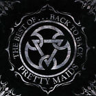 The Best of Pretty Maids: Back to Back by Pretty Maids (CD, Sep-1998, Mass)