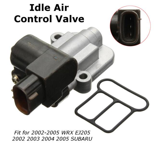 Genuine Idle Air Control Valve IACV IAC for Subaru WRX 2.0 EJ205 2002-2005