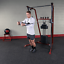 Functional-Trainer-w-190-lb-weight-stack-Best-Fitness-BFFT10-Home-Gym-Machine thumbnail 3
