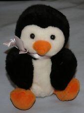 "Shining Stars Plush Penguin Stuffed Animal 8 1/2"" Toy"