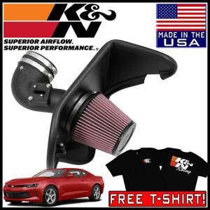 K/&N 63-3105 Performance Air Intake System
