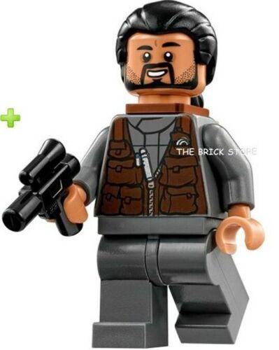 NEW BESTVALUE LEGO STAR WARS BODHI ROOK FIGURE FAST GIFT 75156-2016