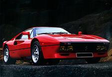 Ferrari 288 GTO Glossy Litho Photo Print