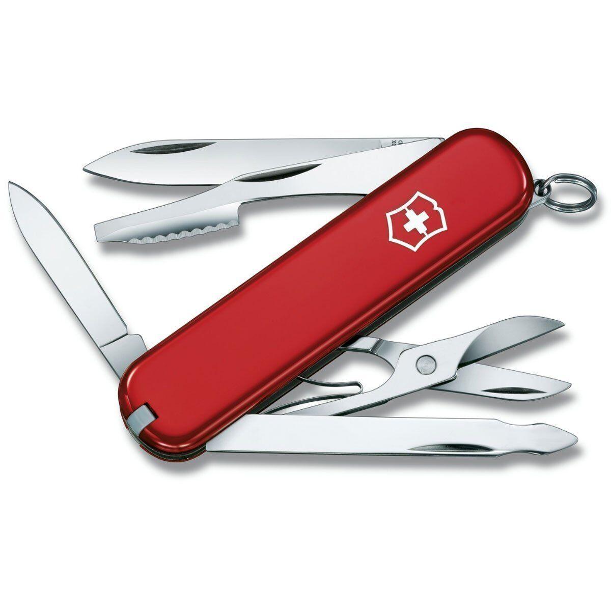 Victorinox Taschenmesser Taschenwerkzeug Executive 0.6603 rot neu OVP  | König der Quantität