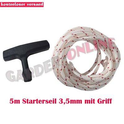 2m Starterseil Seil 3,5mm passend für STIHL 026 MS260 MS 260 028 AV