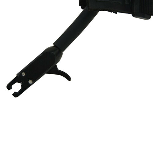 Archery Caliper Release Aids Trigger Wrist Strap Adjustable Compound Bow Hunting