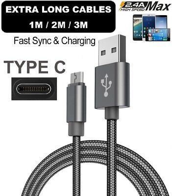 Clever For Samsung Galaxy S8 / S8+ Plus Type C Usb_c Sync Charger Charging Power Cable Von Der Konsumierenden öFfentlichkeit Hoch Gelobt Und GeschäTzt Zu Werden