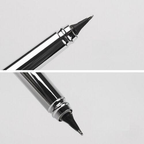 2019 Hero 360 Degree Writing Metal Fountain Pen Fine Nib 0.5mm Gift Unique New