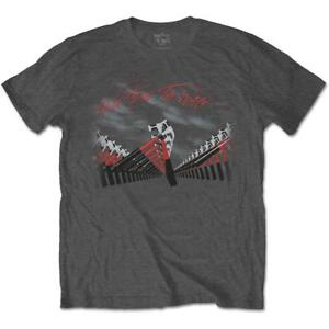 OFFICIAL-LICENSED-Pink-Floyd-THE-WALL-MARCHE-marteaux-T-SHIRT-ROCK-Waters
