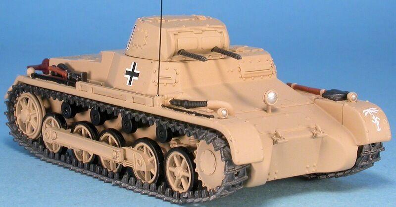 MASTER FIGHTER 1/48 CHAR ALLEMAND TANK Panzer I Sd.Kfz.101 ref48558 DAK