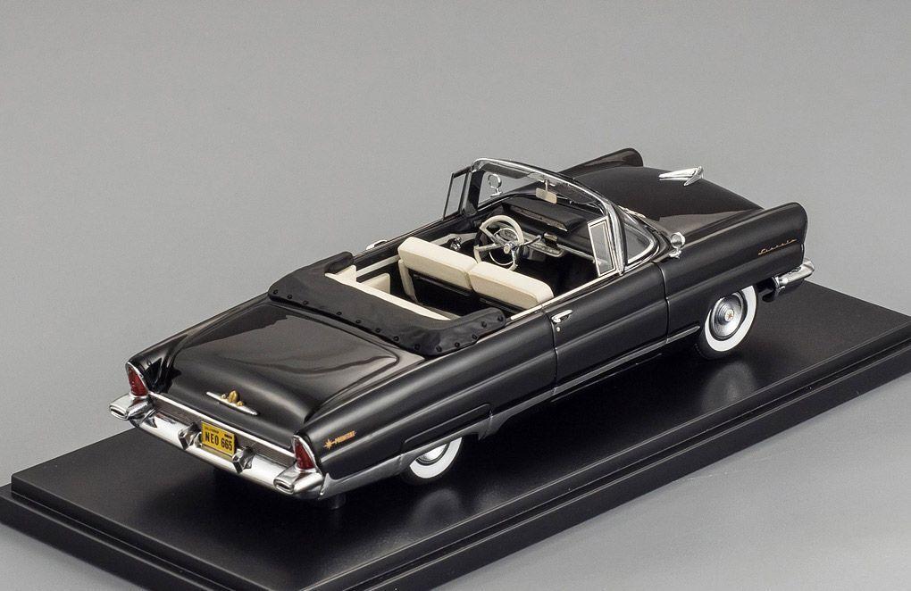 Lincoln premiere 1956 neo - 46065 1 43 cabrio cabrio cabrio 147627