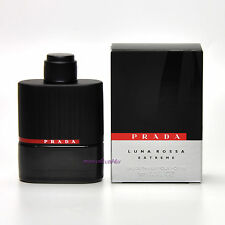 PRADA LUNA ROSSA EXTREME Eau de Parfum for Men 9 ml Miniature Mini Perfume NIB