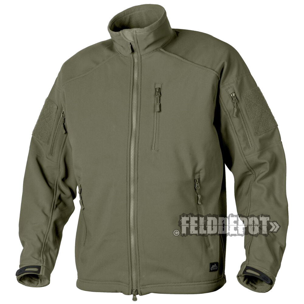 Helikon TEX DELTA DELTA DELTA Tactical Shark Skin Soft Shell Giacca Olive verde Outdoor 4e63f9