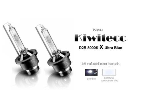 2x Lampadina Allo Xeno Kiwitecc D1S D2S D2R D3S D4S 4300 5000 6000 8000 Kelvin
