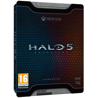 Halo 5 Guardians Limited Edition XBOX ONE IT IMPORT MICROSOFT
