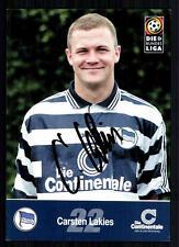 Carsten Lakies Hertha BSC Berlin 1997-98 TOP AK+  + A 72529