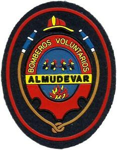 PARCHE-BOMBEROS-DE-ALMUDEVAR-FIRE-AND-RESCUE-DEPT-POMPIERS-ARAGON-REGION-EB01035