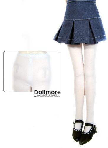White Panty cotton stockings Dollmore 1//3 BJD SD