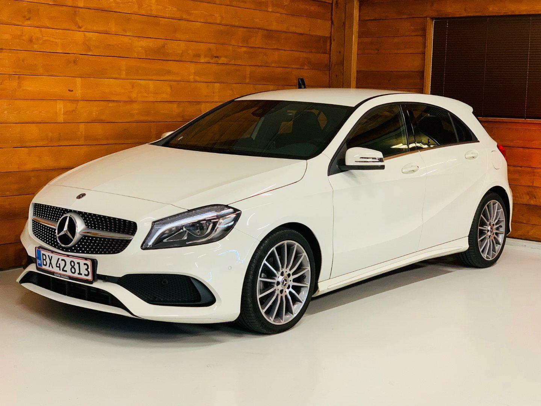 Mercedes A200 1,6 Final Edition AMG Line aut. 5d - 317.900 kr.