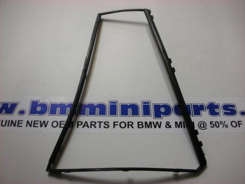 Bmw E39 touring arrière gauche porte fixe cadre de fenêtre noir 51348190649
