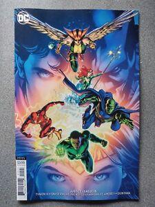 JUSTICE-LEAGUE-15b-2019-DC-Universe-Comics-VF-NM-Book