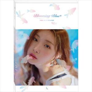 Chung Ha - Blooming Blue (3rd Mini Album) CD+Booklet New Sealed CD KPOP  8809603543998