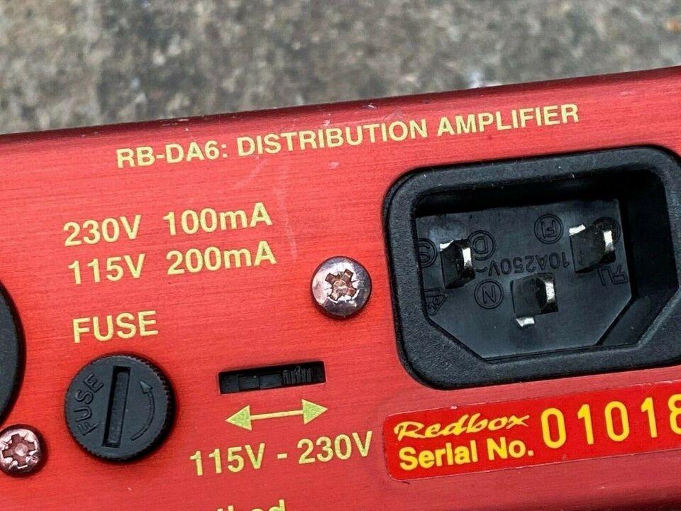 Sonifex Redbox RB-DA6