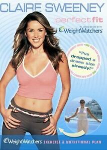 Very-Good-Claire-Sweeney-Perfect-Fit-With-Weightwatchers-DVD-2007-DVD