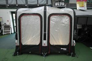 Quest Aires 260 Air 2017 Caravan Porch Air Awning USED ...