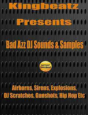 DJ Sound Effects & Airhorn Samples | eBay