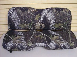 John Deere 625i 825i 855d Gator Bench Seat Covers 2012 17 Camo Solid Usa Made Ebay